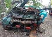 Motores marinos detroit diesel 16v-92 626 b.h.p.