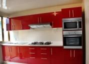 DiseÑo y fabricacion de cocinas closets
