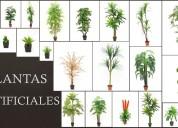 Venta de plantas artificiales