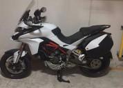 Moto ducatimultistrada 1200 nueva 2016