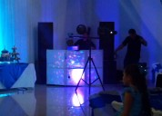 Renta de sonido e iluminación dj