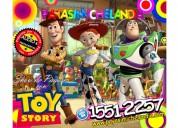 Show de payasos con toy story - df/edomex