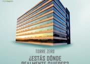 Excelentes oficinas en renta en torre zero metepec