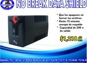 Nobreak datashield de promocion