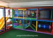 Juegos inafantiles para salones de fiestas y accesorios