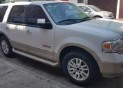 Ford expedition eddie bauer 2007 88000 kms