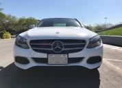 Mercedes benz c 180 2015 74000 kms