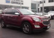 Chevrolet equinox 2016 12000 kms