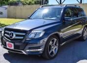 Mercedes benz clase glk 2014 44000 kms