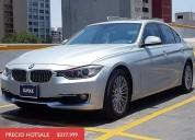 Bmw 320i luxury 2014 40000 kms