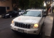 Jeep grand cherokee limited 2007 143650 kms