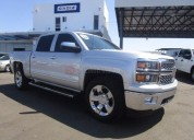 Chevrolet cheyenne pick up 2014 45000 kms