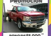 Chevrolet cheyenne 2013 69100 kms