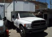 Dodge ram 4000 caja seca 2005 en guadalajara
