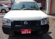 Nissan np300 pick up 2014 58000 kms