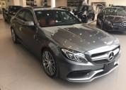 Mercedes benz c63 amg 2017 en monterrey