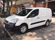 Peugeot partner maxi 2016 32000 kms
