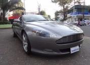 Aston martin db9 2008 18000 kms