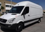 Mercedes benz sprinter cargo van 2013 651743 kms