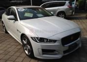 Jaguar xe-rsport 2016 en benito juárez