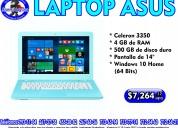 Laptop asus de promocion