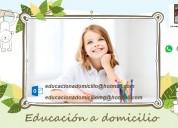 Cursos para examen de admisión, extras y finales
