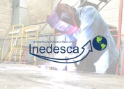 Fabricante de equipo industrial elevación inedesca qro.