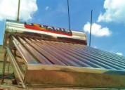 Calentadores solares 100% ecologicos