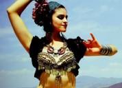 Clases de danza arabe tribal en guadalajara