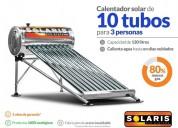 calentadores solares AL MEJOR PRECIO