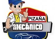 """Taller mecánico automotriz: """"pizaÑa"""""""