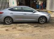 Hyundai elantra 2017 15000 kms