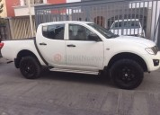 Mitsubishi l200 pick up 2013 90000 kms