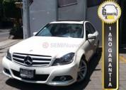 Mercedes benz c 200 2012 84221 kms