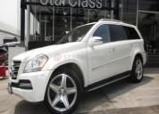 Mercedes benz clase gl 2012 51200 kms