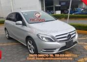 Mercedes benz b180 2014 35507 kms
