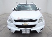 Chevrolet colorado pick up 2015 26444 kms