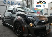 Fiat 500 abarth 2016 10000 kms
