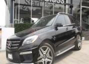 Mercedes benz clase m 2014 21218 kms