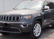 Jeep grand cherokee 2017 13217 kms