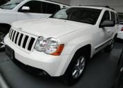Jeep grand cherokee 2010 114724 kms
