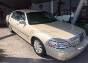 Lincoln town car 2003 92000 kms