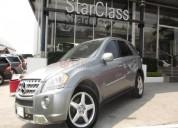 Mercedes benz clase m 2010 69208 kms