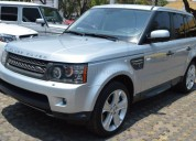 Land rover range rover sport 2011 47511 kms