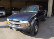 Chevrolet s10 pick up 2001 135000 kms