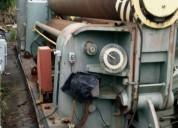 Roladora de lâminas boldrini 4000 x 30, motor 100 kw,  70 toneladas.