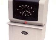 Reparo relojes checadores de asistencia