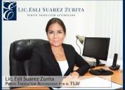 Perito traductro oficial en xalapa, veracruz - validez oficial - experiencia y profesionalismo