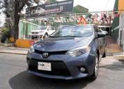 Toyota c0r0lla 2014 seguros vidrios electricos aire acondicionado