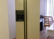 Refrigerador mabe 14 pies seminuevo 2 puertas